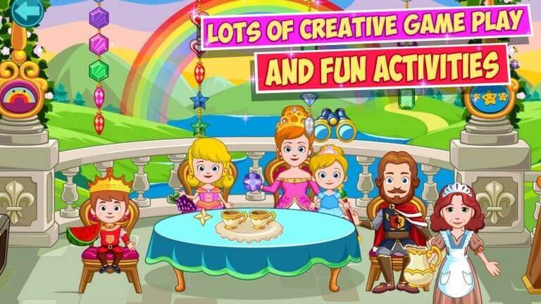Castle screenshot 2
