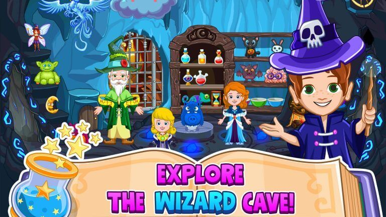 Wizard screenshot 2