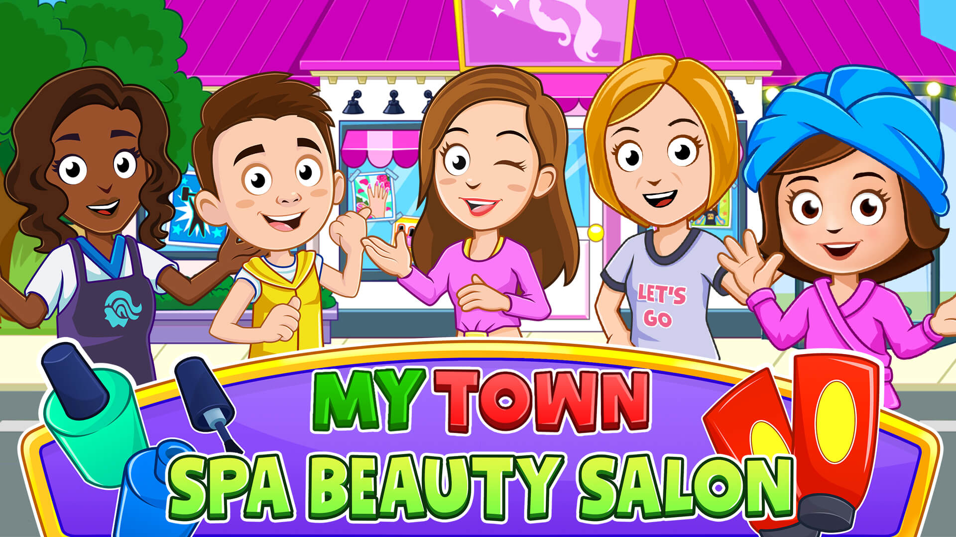Spa Beauty Salon