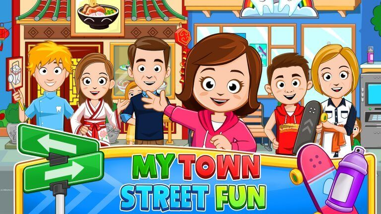 Street Fun screenshot 1