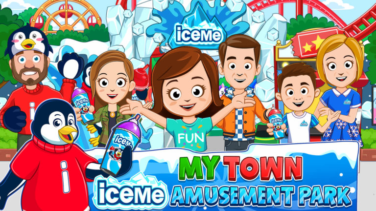 ICEME Amusement Park screenshot 1