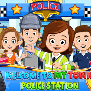 Police station just received new updates and adventures
