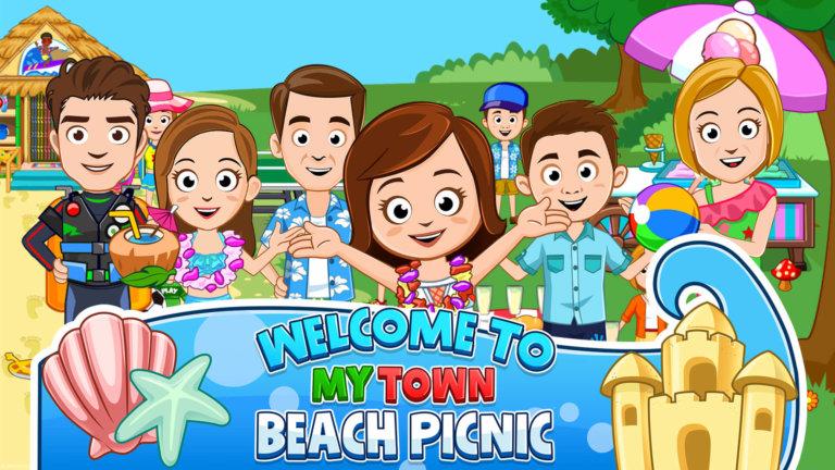 Beach & Picnic screenshot 1