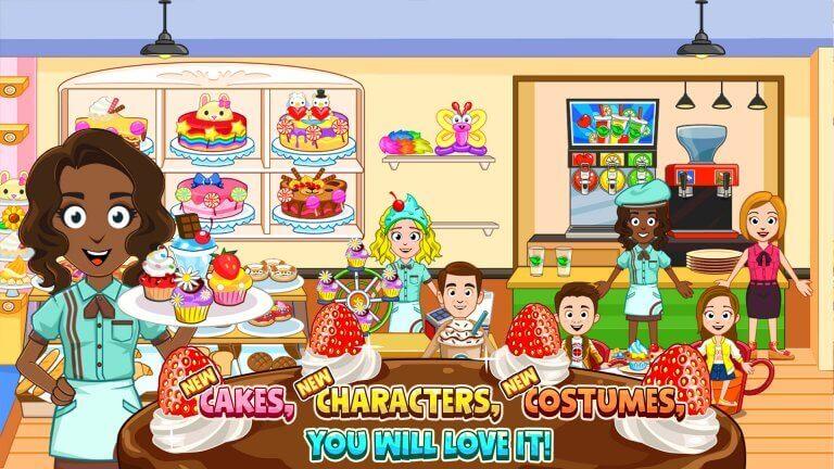 Bakery screenshot 5