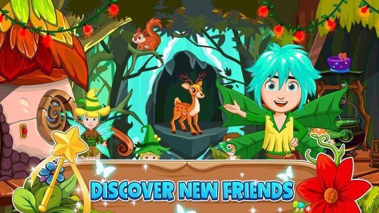 Fairy Forest screenshot 2