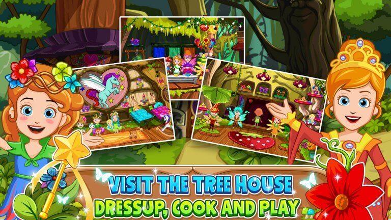 Fairy Forest screenshot 5