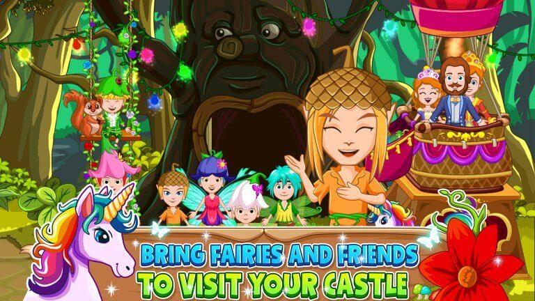 Fairy Forest screenshot 4