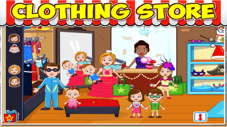 Stores screenshot 1