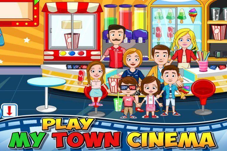 Cinema screenshot 1