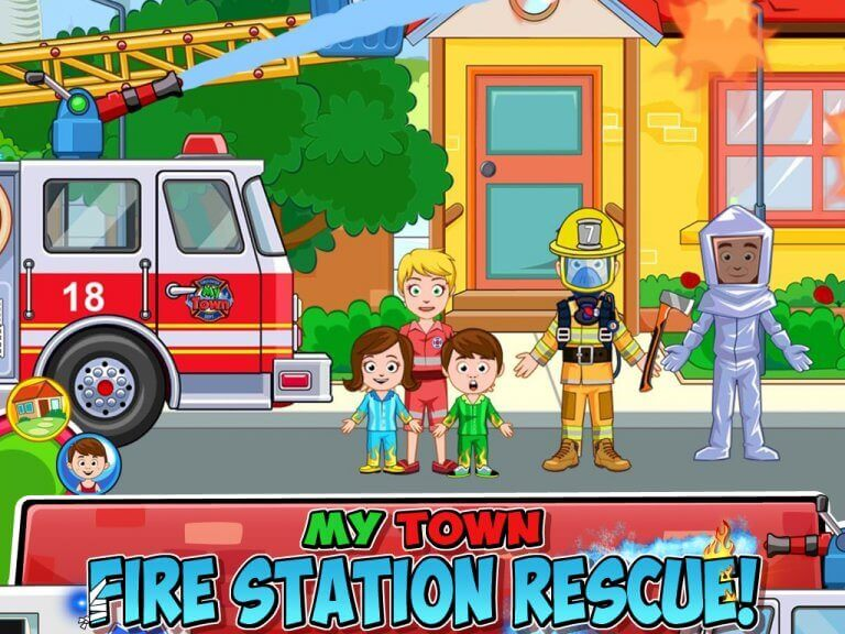 Fire Station screenshot 1