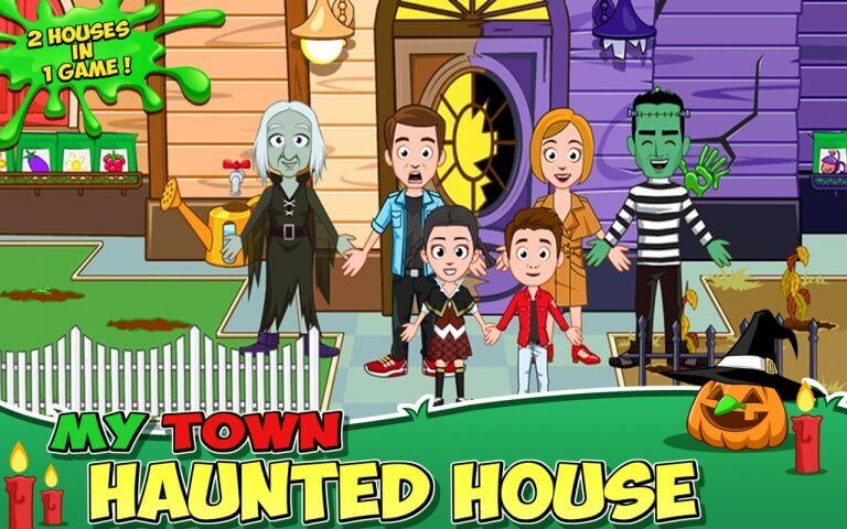 Haunted House screenshot 1