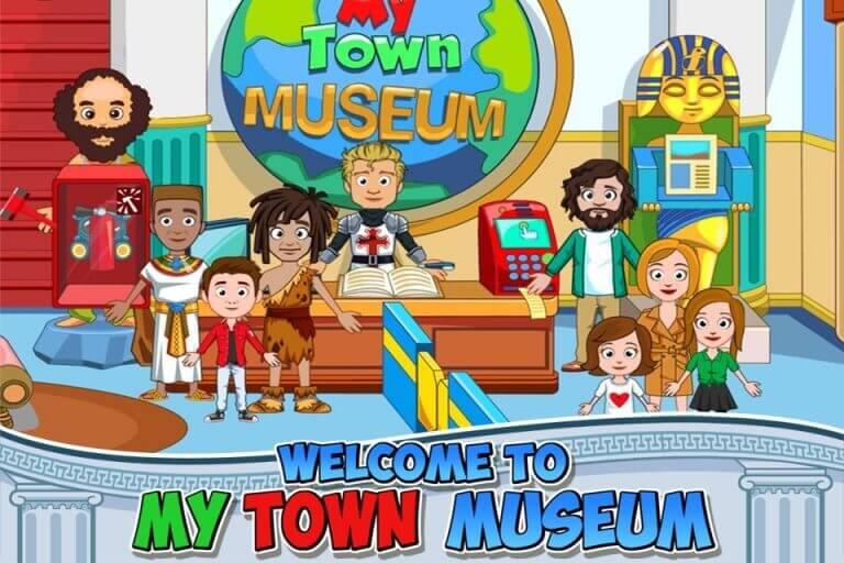 Museum screenshot 1