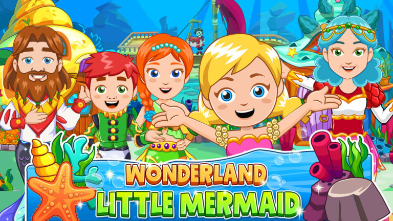 Little Mermaid screenshot 1