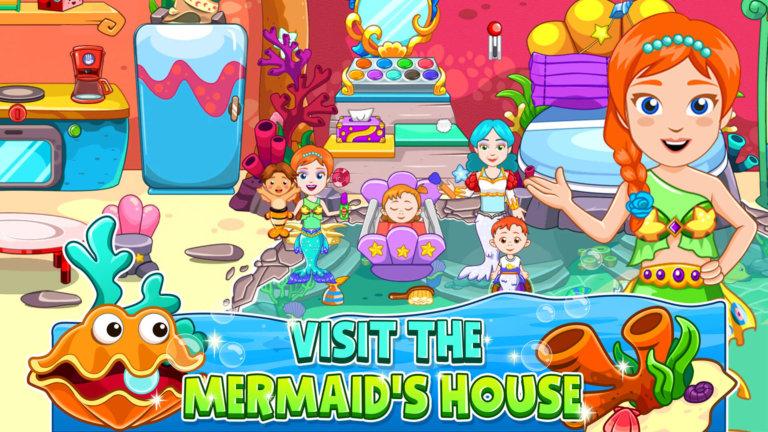 Little Mermaid screenshot 2
