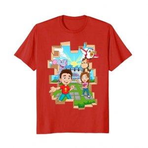 My Town Friends Club T-shirt