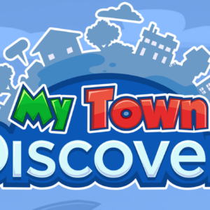 Big News – My Town Discovery is Coming Soon!