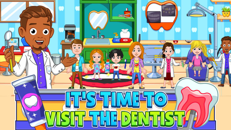 Dentist Visit screenshot 3