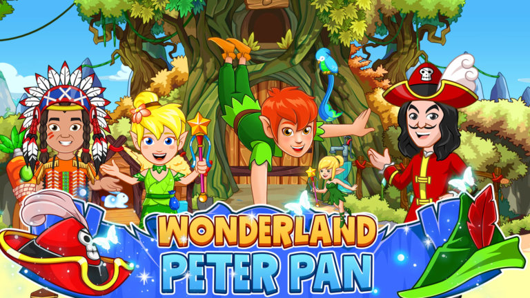 Peter Pan screenshot 1
