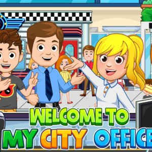 You Are Not the Boss of Me! Newest Title in the My City Series from the Creators of Award-Winning My Town Games™ –'My City: Office'