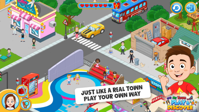 Play & Discover screenshot 1