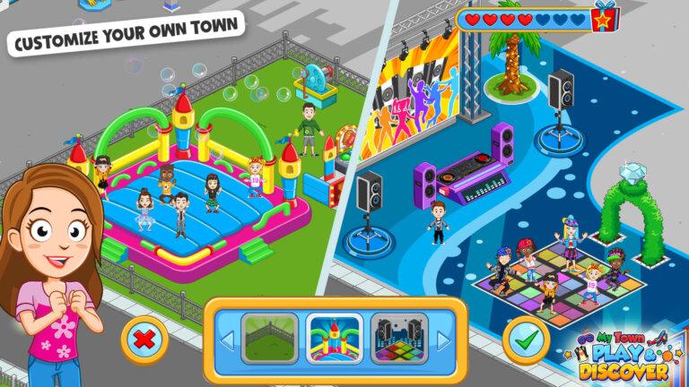Play & Discover screenshot 2