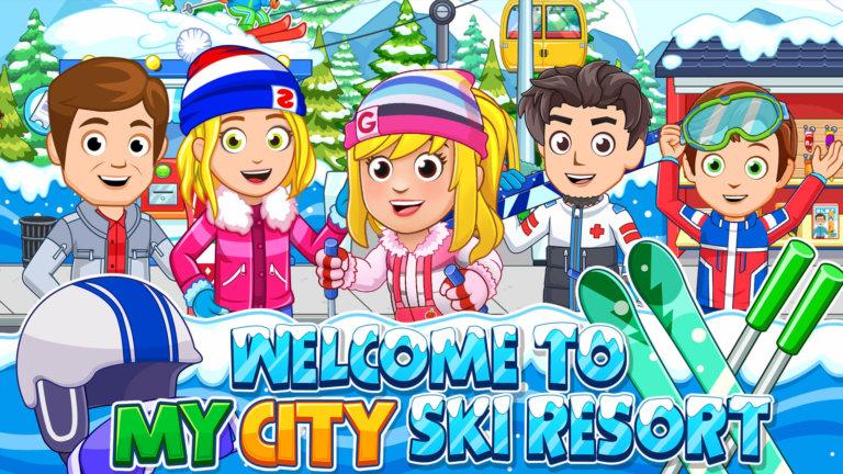Ski Resort screenshot 1