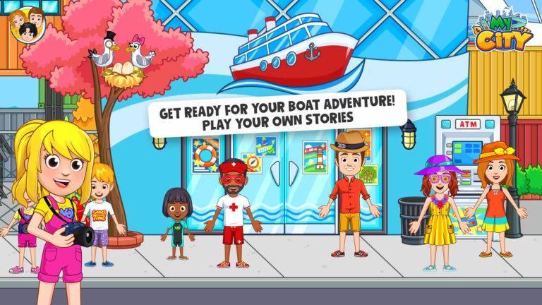 Boat Adventure screenshot 1