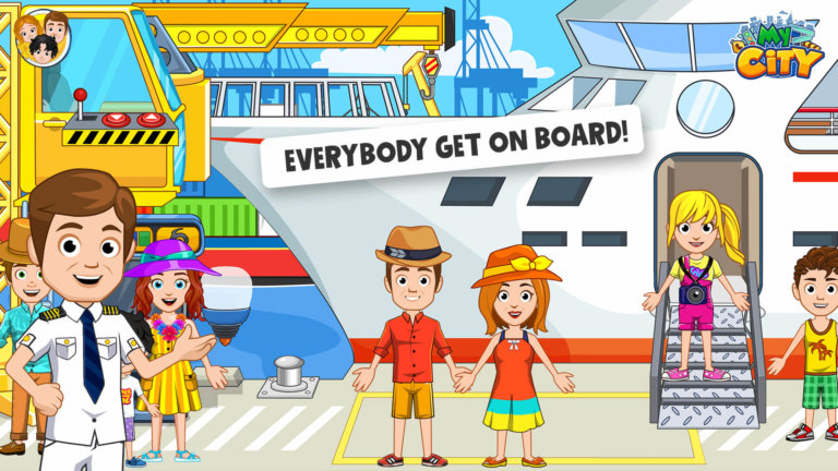 Boat Adventure screenshot 2