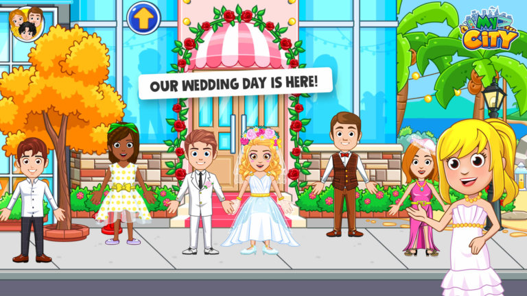 Wedding Party screenshot 1