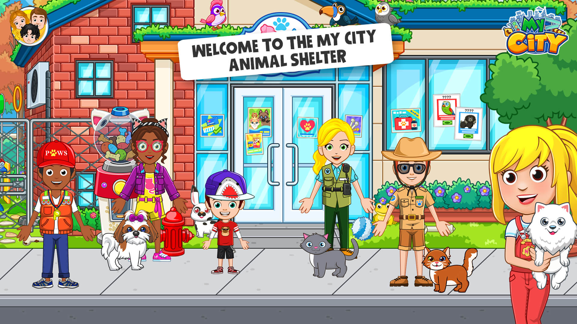 my animal shelter pc game free download