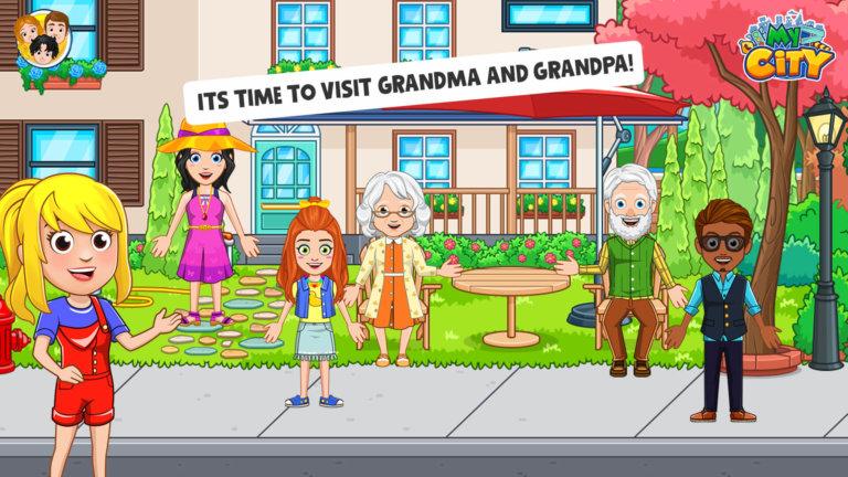 Grandparents Home screenshot 1