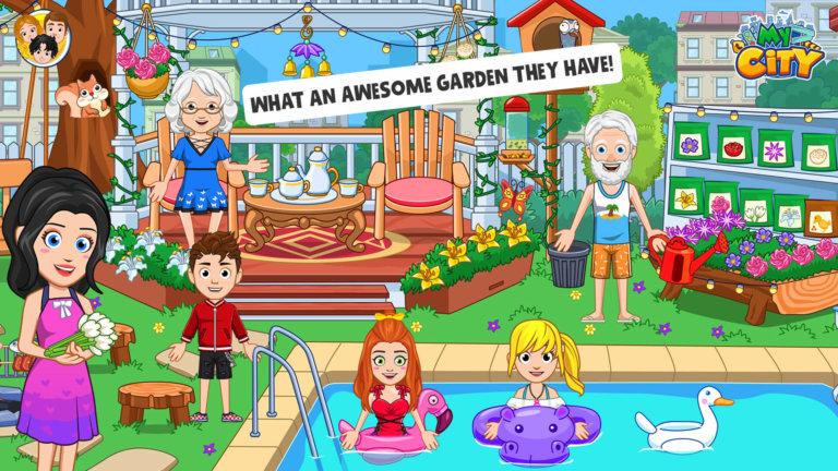 Grandparents Home screenshot 2