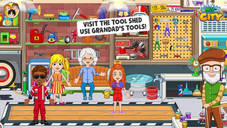 Grandparents Home screenshot 3
