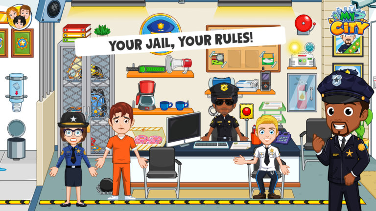 Jail House screenshot 2