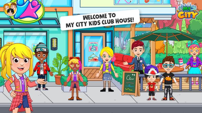 Kids Club House screenshot 1