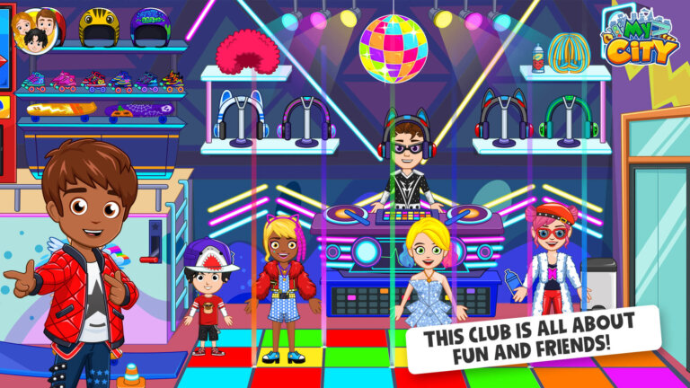 Kids Club House screenshot 2