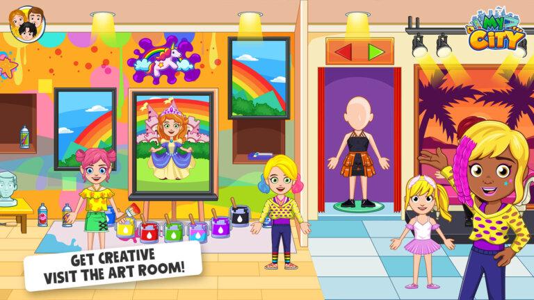 Kids Club House screenshot 4