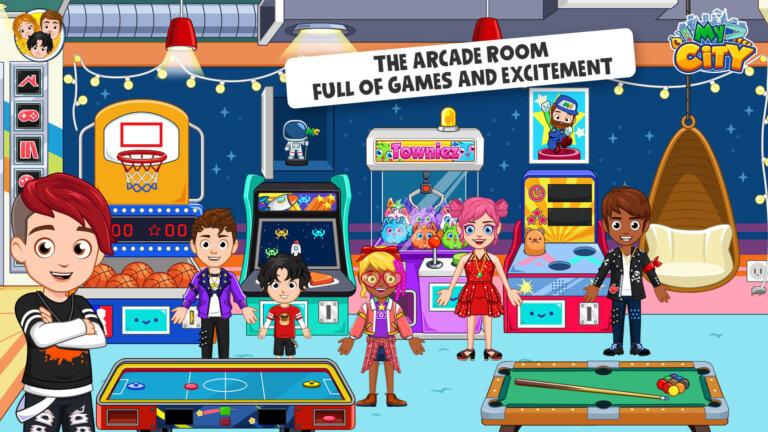 Kids Club House screenshot 5