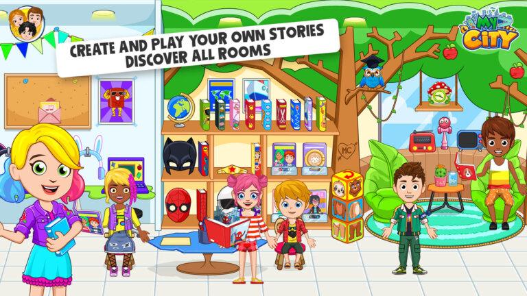 Kids Club House screenshot 6