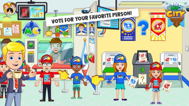 Election Day screenshot 2