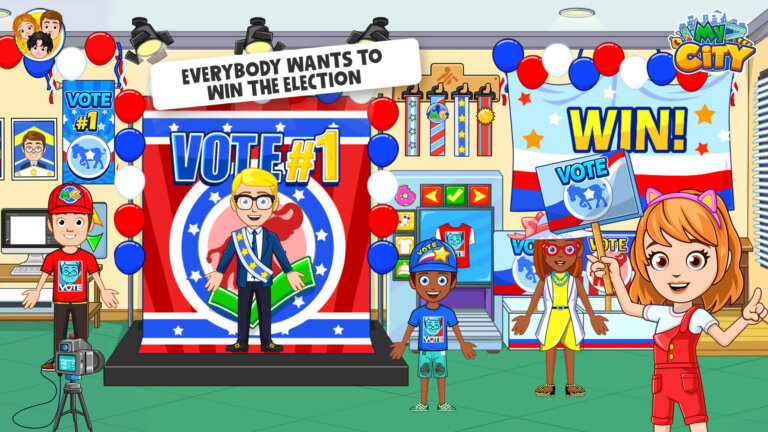 Election Day screenshot 3