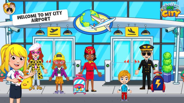 Airport screenshot 1