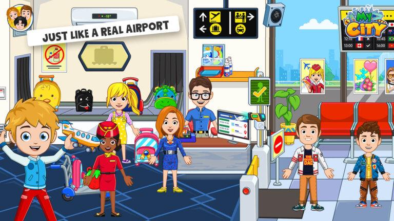 Airport screenshot 3