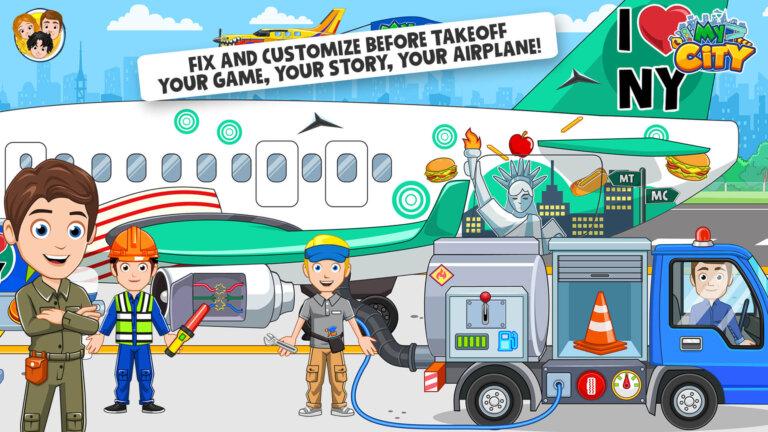 Airport screenshot 5
