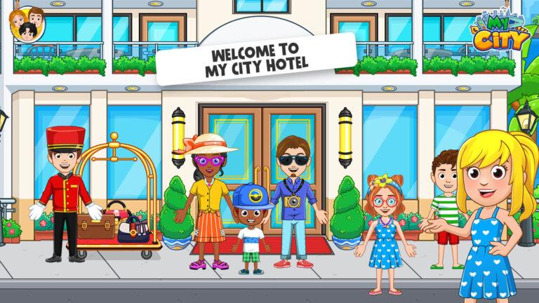 Hotel screenshot 1