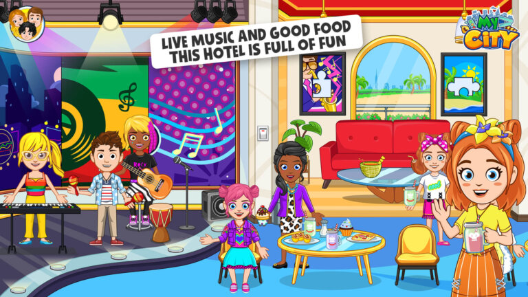 Hotel screenshot 4