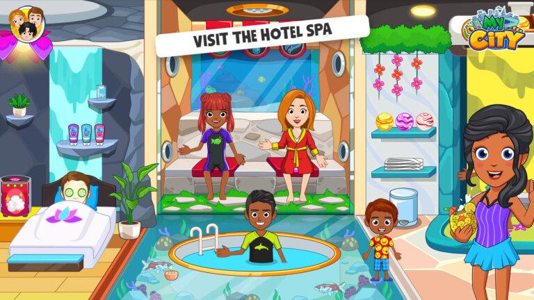 Hotel screenshot 5