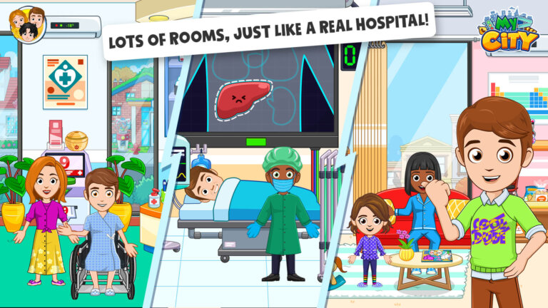 Hospital screenshot 5