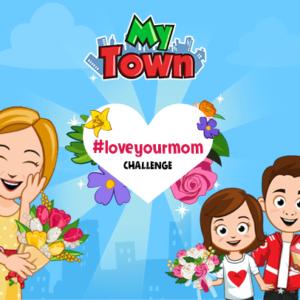 Tiktok #loveyourmom challenge