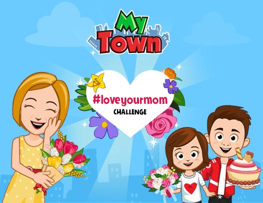 #loveyourmom challenge